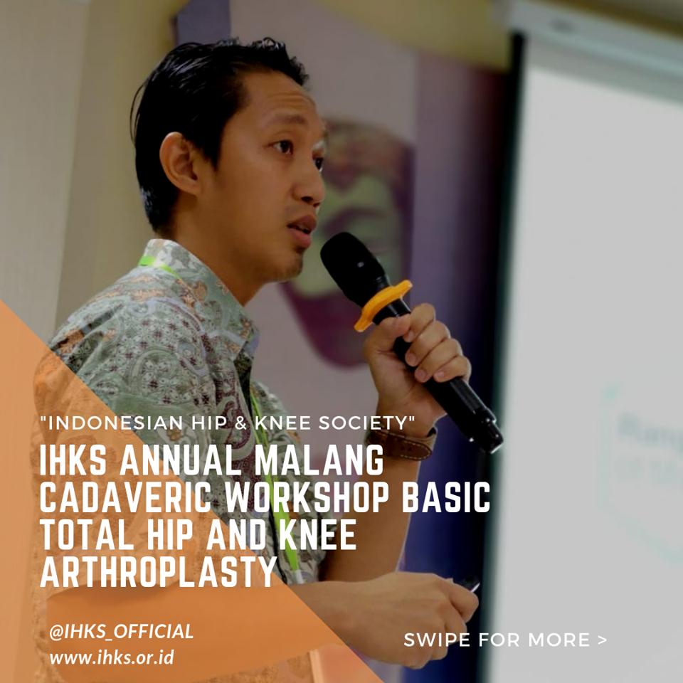 Workshop Basic Total HIP and KNEE Arthroplasty