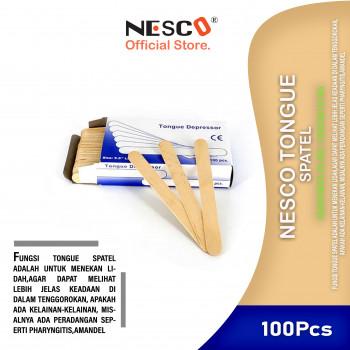 1-1 Nesco Tongue Spatel