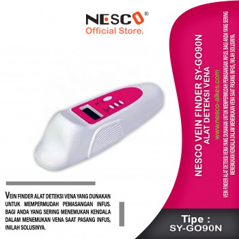 1-1 Nesco Vein Finder SY-GO90N Alat deteksi vena