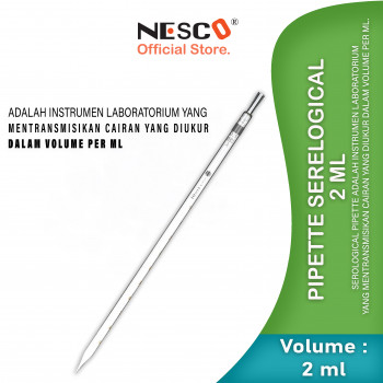 1-1 Pipette Serelogical 2 ml