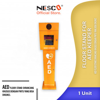 1-1 Floor Stand for AED Keeper