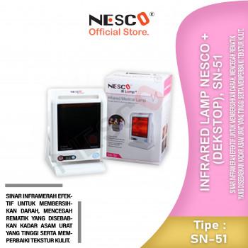 1-1 Infrared Lamp Nesco +  (Dekstop), SN-51