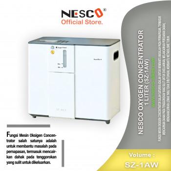 1-1 Nesco Oxygen Concentrator 1 liter (SZ-1AW)