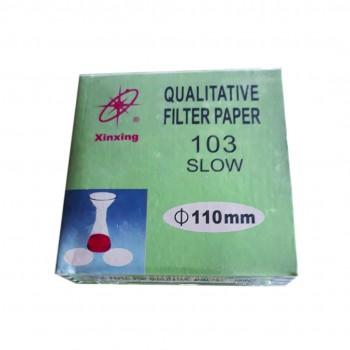 Filter Paper 110mm