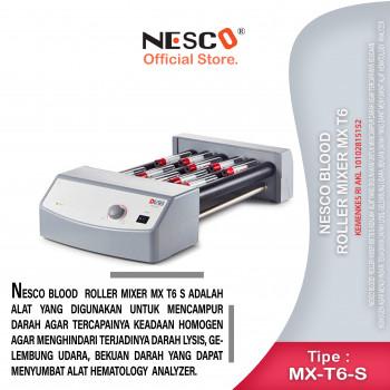 1-1 Blood Roller Mixer MX-T6-S