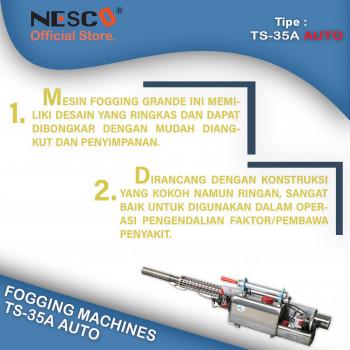 1-2 tsj Fogging Machines TS-35A Auto