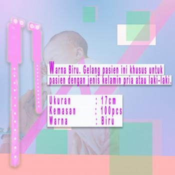 1-3 Gelang ID Anak PINK update