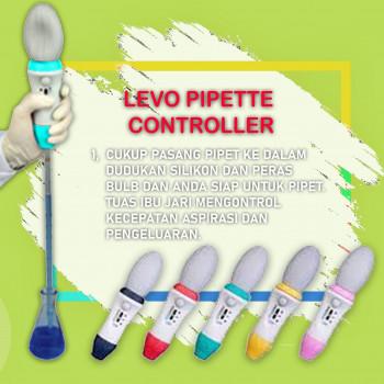 1-2 LEVO PIPETTE CONTROLLER green
