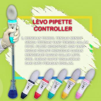 1-3 LEVO PIPETTE CONTROLLER green