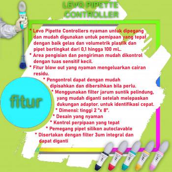 1-4 LEVO PIPETTE CONTROLLER green