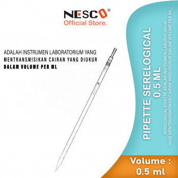 1-1 Pipette Serelogical 0_5 ml