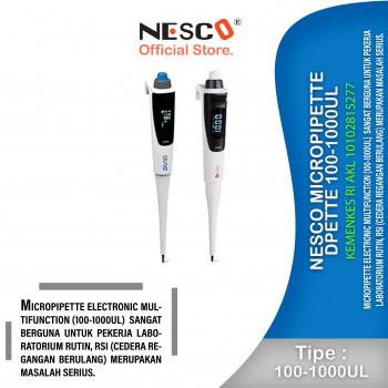 1-1 Nesco Micropipette dpette 100-1000ul