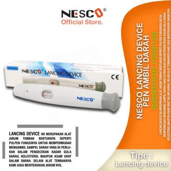 Lancing device1