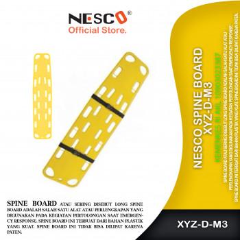 1-1 NESCO SPINE BOARD XYZ-D-M3_jpg 1