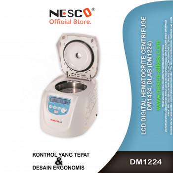 1-1 LCD Digital Hematocrite Centrifuge, DM1424, DLAB (DM1224)