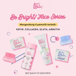 Pemutih wajah be bright face series