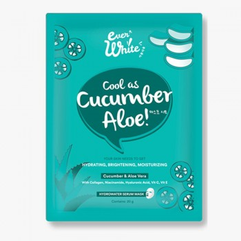 sheet mask cucumberaloe