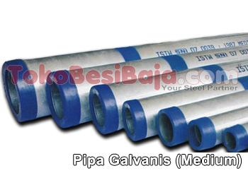 pipa galvanis medium