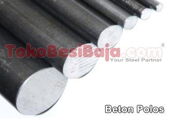 fungsi besi beton polos