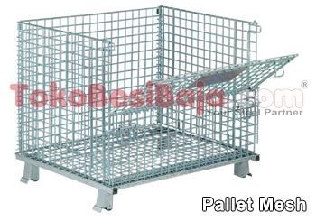 pallet-mesh